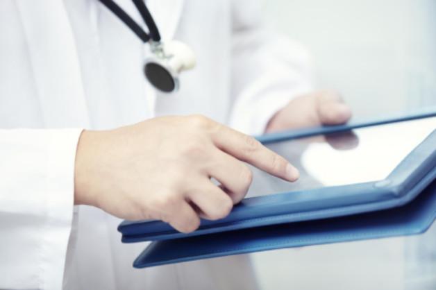 Medical website content