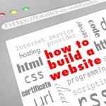 Web design terms in animated browser: SEOMedical Medical Website Design Blog