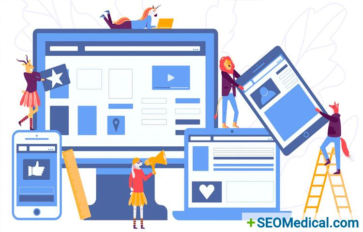 SEOMedical.com: Three tips to easily improve your hospital website design