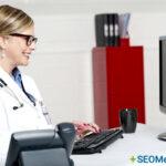 medical web design tips